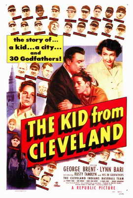 The Kid From Cleveland - 27 x 40 Movie Poster - Style A