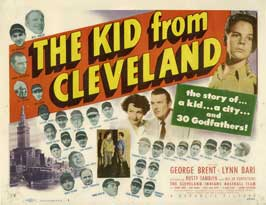 The Kid From Cleveland - 22 x 28 Movie Poster - Half Sheet Style A