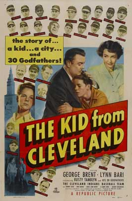 The Kid From Cleveland - 27 x 40 Movie Poster - Style B