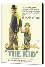 The Kid - 27 x 40 Movie Poster - Style A - Museum Wrapped Canvas