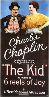 The Kid - 11 x 17 Movie Poster - Style C