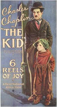 The Kid - 11 x 17 Movie Poster - Style D