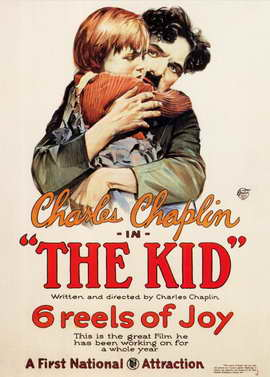 The Kid - 11 x 17 Movie Poster - Style E