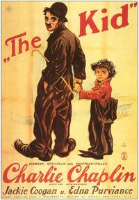 The Kid - 11 x 17 Movie Poster - German Style A