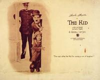 The Kid - 11 x 14 Movie Poster - Style A
