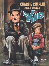 The Kid - 11 x 17 Movie Poster - Style F
