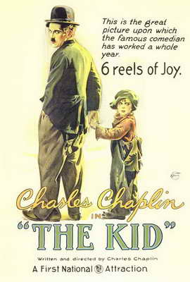 The Kid - 27 x 40 Movie Poster - Style A