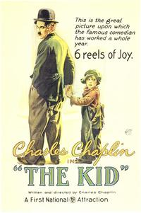The Kid - 43 x 62 Movie Poster - Bus Shelter Style A
