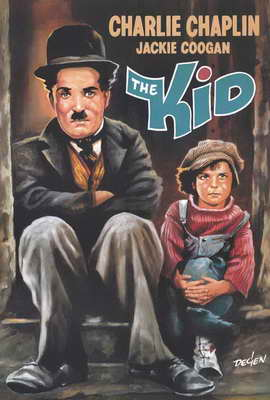 The Kid - 27 x 40 Movie Poster - Style B