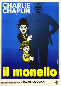 The Kid - 27 x 40 Movie Poster - Italian Style A