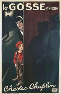 The Kid - 11 x 17 Movie Poster - French Style A