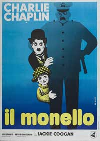 The Kid - 43 x 62 Movie Poster - Italian Style A