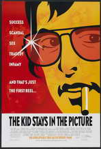 The Kid Stays in the Picture - 27 x 40 Movie Poster - Style A