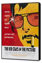 The Kid Stays in the Picture - 27 x 40 Movie Poster - Style A - Museum Wrapped Canvas