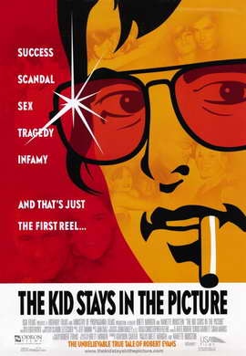 The Kid Stays in the Picture - 11 x 17 Movie Poster - Style A
