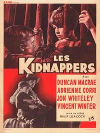 The Kidnappers - 27 x 40 Movie Poster - Belgian Style A