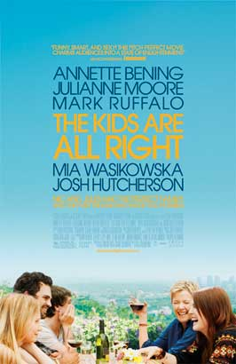 The Kids Are All Right - 11 x 17 Movie Poster - Style A