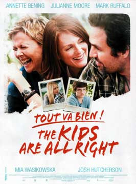 The Kids Are All Right - 27 x 40 Movie Poster - Style B