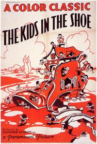 The Kids in the Shoe - 11 x 17 Movie Poster - Style A