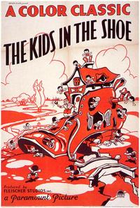 The Kids in the Shoe - 27 x 40 Movie Poster - Style A