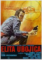 The Killer Elite - 27 x 40 Movie Poster - Croatian Style A