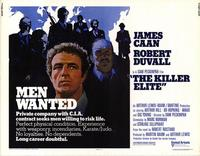 The Killer Elite - 22 x 28 Movie Poster - Half Sheet Style A