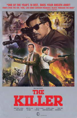 The Killer - 11 x 17 Movie Poster - Style A