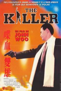 The Killer - 27 x 40 Movie Poster - French Style A