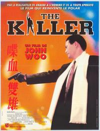 The Killer - 47 x 62 Movie Poster - French Style A