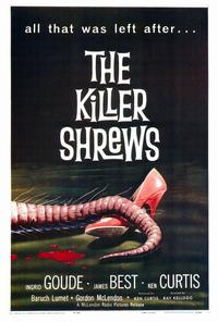 The Killer Shrews - 27 x 40 Movie Poster - Style A