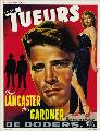 Killers, The - 43 x 62 Movie Poster - Belgian Style A