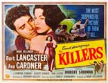 Killers, The - 11 x 17 Movie Poster - Style J
