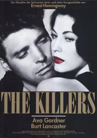 Killers, The - 11 x 17 Movie Poster - German Style A