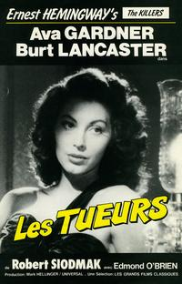 Killers, The - 11 x 17 Movie Poster - French Style G