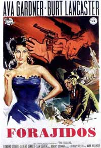 Killers, The - 11 x 17 Movie Poster - Spanish Style A