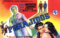 Killers, The - 11 x 17 Movie Poster - Spanish Style B