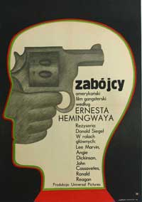 Killers, The - 11 x 17 Movie Poster - Polish Style A