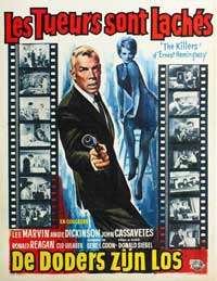 Killers, The - 11 x 17 Movie Poster - Belgian Style A
