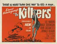 Killers, The - 22 x 28 Movie Poster - Half Sheet Style A