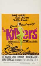 The Killers - 27 x 40 Movie Poster - Style B