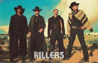 The Killers - Music Poster - 22 x 34 - Style A
