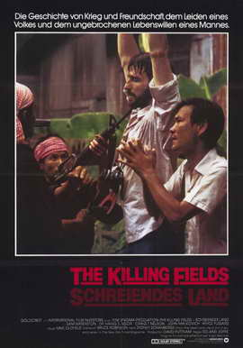 The Killing Fields - 11 x 17 Movie Poster - Style A