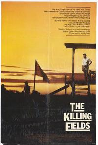 The Killing Fields - 11 x 17 Movie Poster - Style B