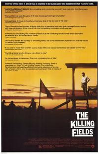 The Killing Fields - 11 x 17 Movie Poster - Style C