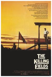 The Killing Fields - 27 x 40 Movie Poster - Style B