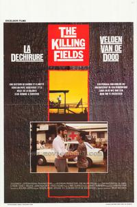 The Killing Fields - 11 x 17 Movie Poster - Belgian Style A