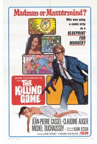 The Killing Game - 27 x 40 Movie Poster - Style A