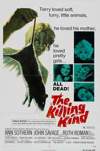 The Killing Kind - 11 x 17 Movie Poster - Style A