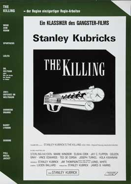 The Killing - 27 x 40 Movie Poster - Style A