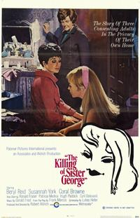 The Killing of Sister George - 11 x 17 Movie Poster - Style A